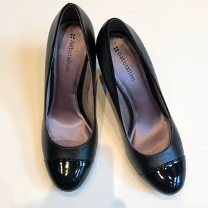 NWOB Naturalizer Black Pumps
